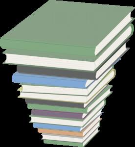 bookstack par J_Alves sur openclipart.org