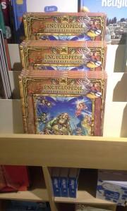 L'encyclopédie du merveilleux urbain bien confortable chez Monet!