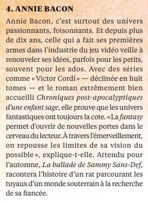 Les Libraires Avril 2018, p.50