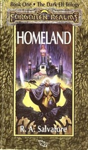 Homeland_(D&D_novel)