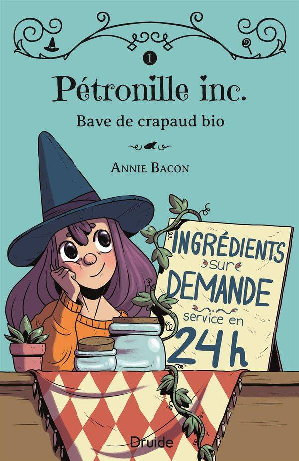 Petronille inc